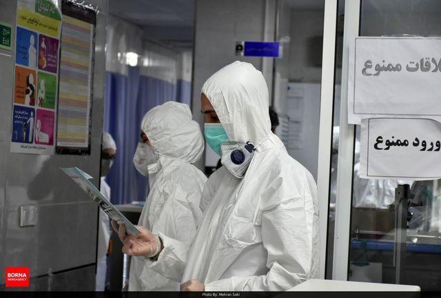 افزایش سیر صعودی بیماران کرونایی در لوشان