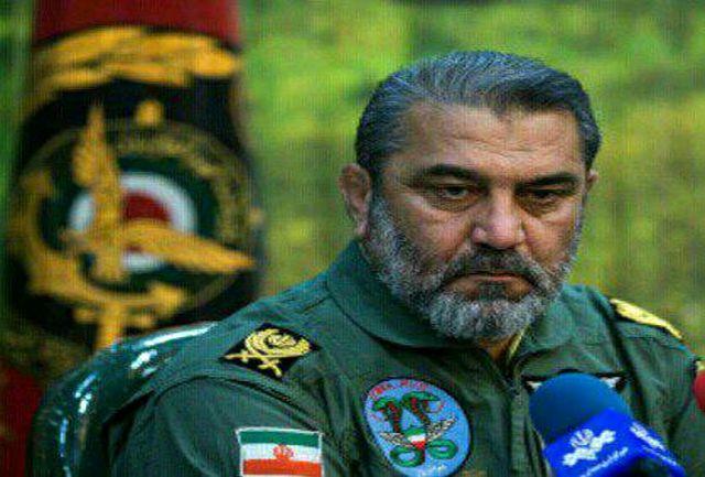 ناوگان هلیکوپتری ایران قدرت برتر منطقه است