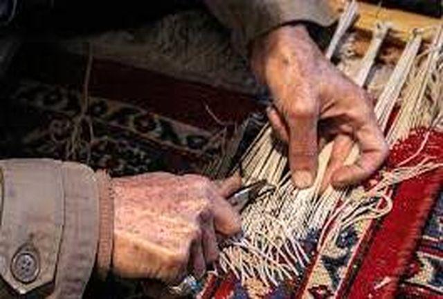 دانش و مهارت رفوگری قالی شیراز ثبت ملی شد