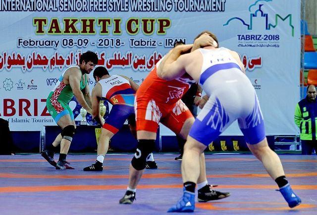 تیم راه و شهرسازی گلستان به عنوان سوم رسید