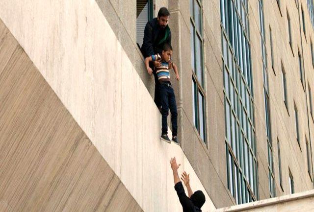محمد کاسبی و جواد هاشمی مقابل دوربین «دادستان»