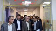 افتتاح طرح توسعه بیمارستان رازی قائمشهر