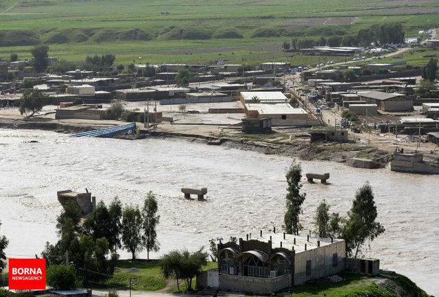 تعرض به رودخانه ها بارزترین نشانه غفلت از سیل است