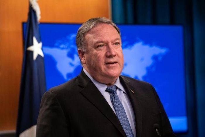 اظهارات مداخله جویانه پمپئو در امور داخلی ایران