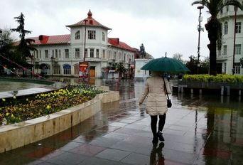 حال و هوای امروز رشت