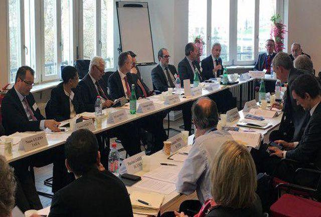نشست سالانه مشترک اتحادیه اروپا و آژانس برگزار شد