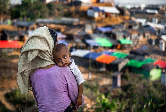 رفتار غیرانسانی عربستان سعودی با پناهندگان روهینگیایی