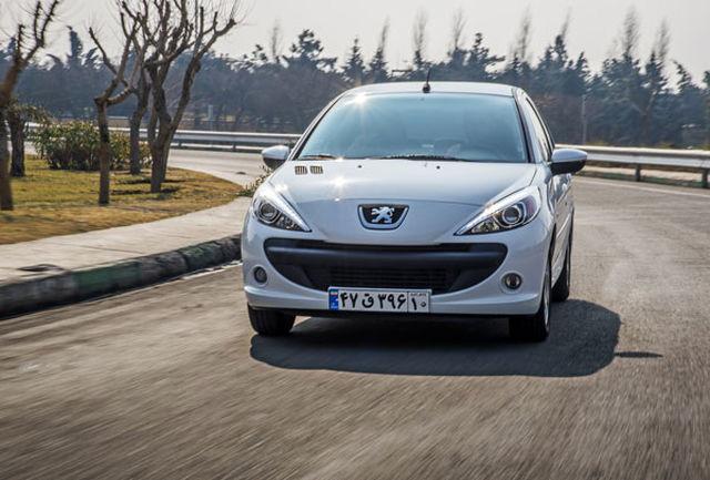 پیش فروش خودروهای پژو 207 و پژو 206 تیپ 2 ایران خودرو از روز سه شنبه 14 آبانماه + جدول