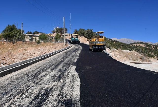 ۹۰ هزار تن آسفالت برای بهسازی راههای استان قزوین مصرف شد