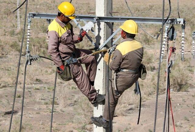برق رسانی به 38 خانوار چرامی در سه روستا