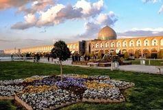 هوای اصفهان امروز سالم است