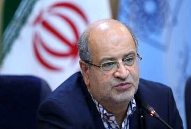 تعطیلی تهران یکی از راهکارهای مهم  برای مهار کرونا