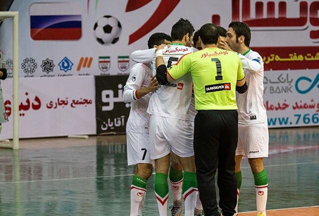 ایران قهرمان آسیا شد/ تار و مار قزاق ها در فینال
