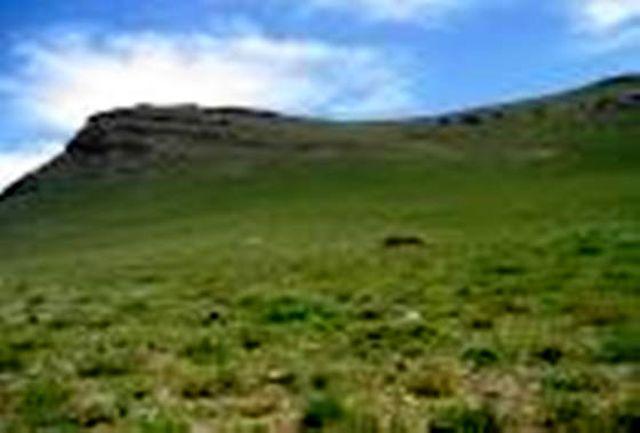 رفع تصرف بیش از ده هکتار از اراضی پناهگاه حیات وحش بختگان