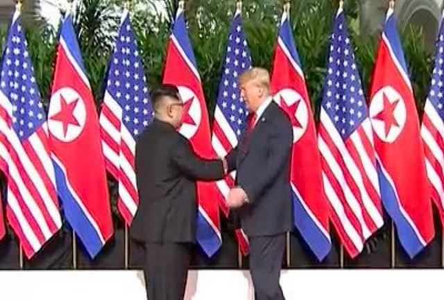 جزئیات اولین دیدار تاریخی بین ترامپ و رهبر کره شمالی