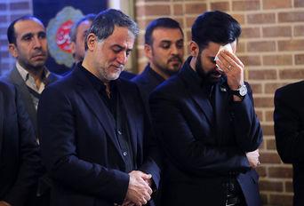 مراسم ترحیم مرحومه ساجده سراییان و مرحوم محمد جواد میانجی