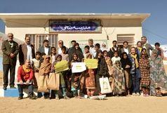افتتاح پنج مدرسه خیری در سیستان و بلوچستان