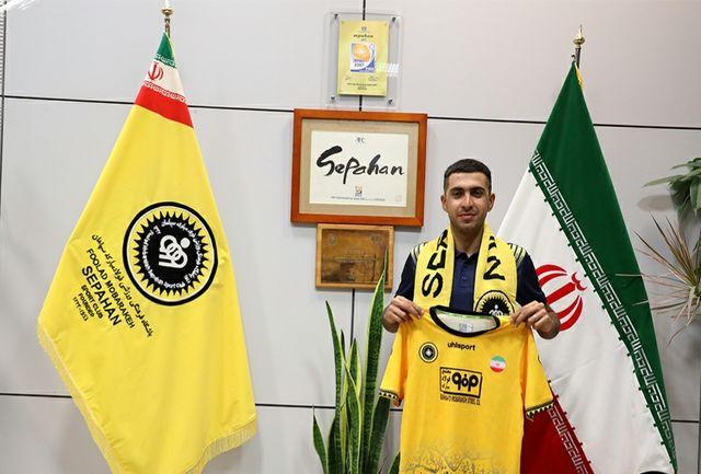 قرارداد ستاره جوان تیم ملی دوچرخهسواری با باشگاه سپاهان تمدید شد