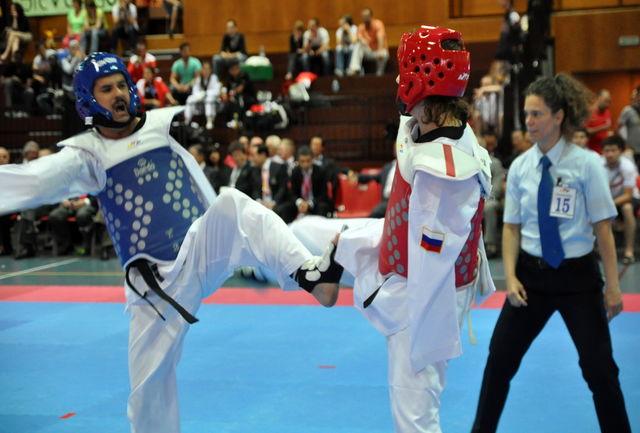 رقابتهای قهرمانی کشور پاراتکواندو آذرماه آغاز میشود