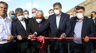 افتتاح ۲۰ کیلومتر از راههای اصلی و بزرگراهی آذربایجانغربی بصورت نمادین