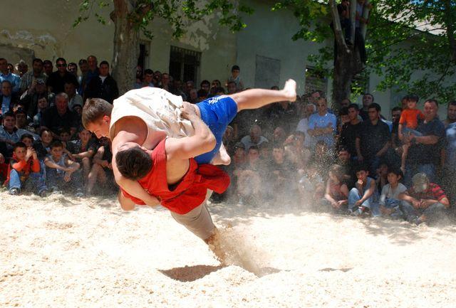 مبارزه محلی گرجستان به عنوان میراث فرهنگی جهانی ثبت شد