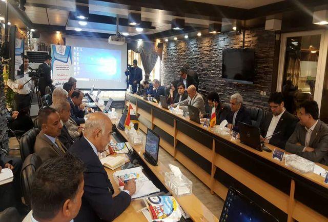 برگزاری نشست مشترک هماهنگی ایران و عراق درباره اروندرود