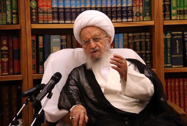 پاسخ دفتر آیت الله مکارم شیرازی به شایعات ارتباط این مرجع تقلید با موضوع شکر/مدلل هیچ نسبتی با این مرجع تقلید ندارد