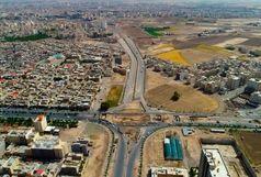آخرین وضعیت پروژه تقاطع غیرهمسطح میدان نماز قم/پیشرفت ۲۱ درصدی پروژه