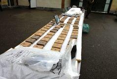 کشف 9 کیلو و800 گرم مواد مخدر در خواجه