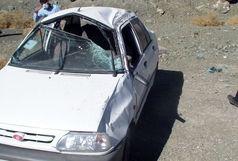2 کشته و 5 مجروح حاصل سانحه رانندگی در سیستان و بلوچستان