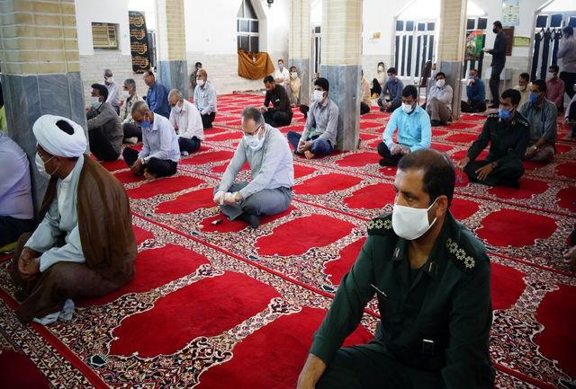 نماز جمعه در شهرهای با وضعیت زرد استان همدان برگزار نمیشود