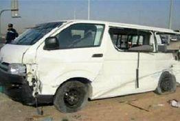 واژگونی خودرو حامل 6 زائر ایرانی در بصره