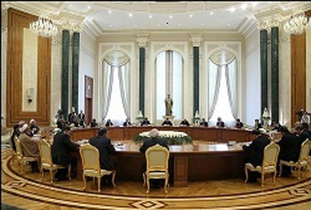 افزایش حجم مبادلات تهران و عشق آباد به ۶۰ میلیارد دلار در مدت ۱۰ سال