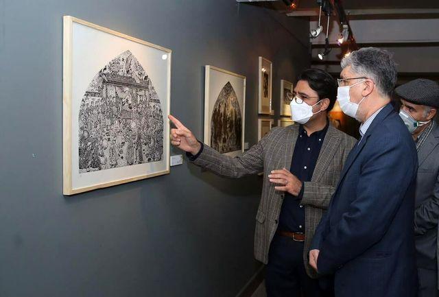 افتخارات هنر ایران دیپلماسی ما در منطقه و جهان است