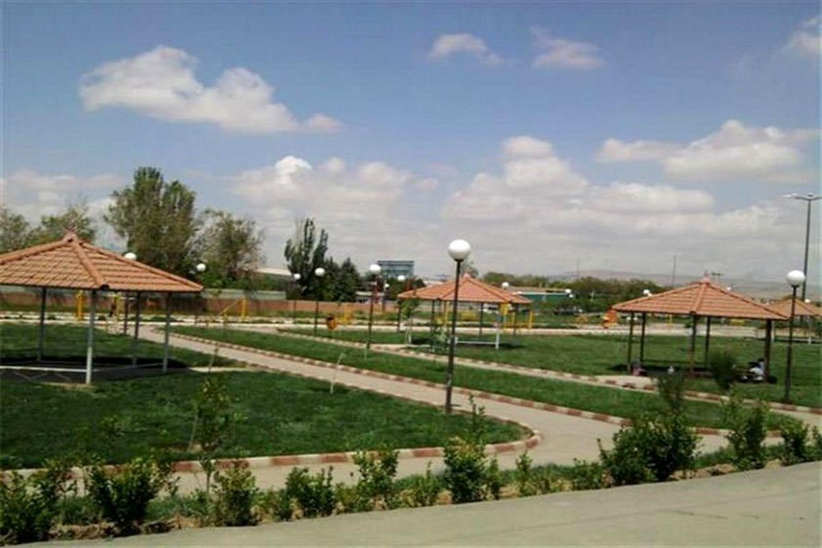 نامگذاری پارک بزرگ به نام «تبریز باغلاری»