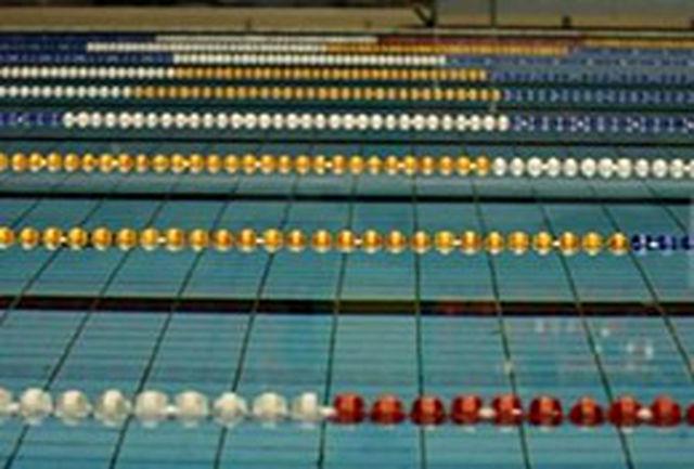 حضور بانوی نوجوان چهارمحالی در رقابتهای شنای قهرمانی کشور