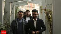 بازدید وزیر جوان از خبرگزاری برنا و دیدار صمیمانه با اعضای تحریریه برنا/ ببینید