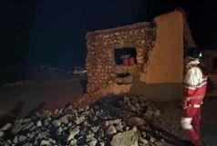 خسارت های مالی و تخریب دیوار حدود ۵ منزل مسکونی در پی وقوع زمین لرزه