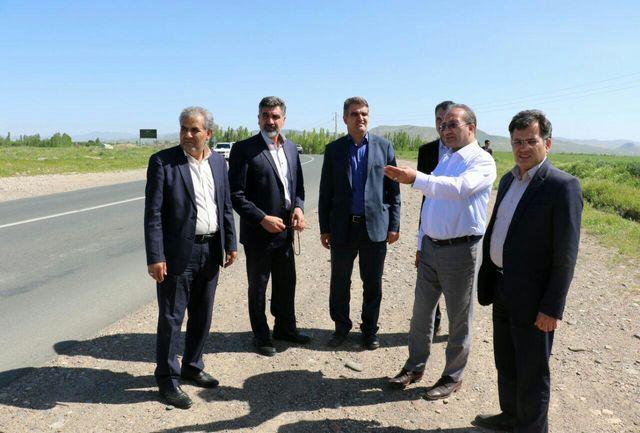 بررسی مسایل ، مشکلات و پیشرفت پروژه های راهداری شهرستان شاهین دژ