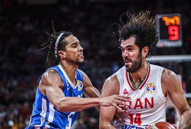 بسکتبال ایران  در رده 23 جهان قرار گرفت