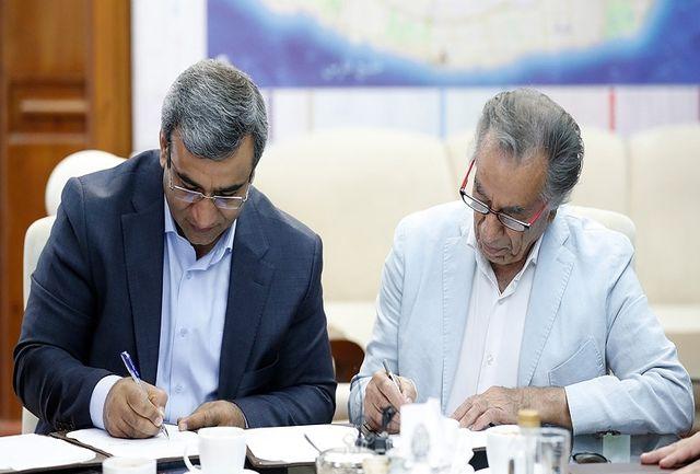 امضا تفاهمنامه توسعه مجموعه سوارکاری بین سازمان منطقه آزاد کیش و بخش خصوصی