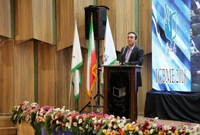 ارائه 100مقاله علمی در کنفرانس بین المللی مهندسی پزشکی ایران