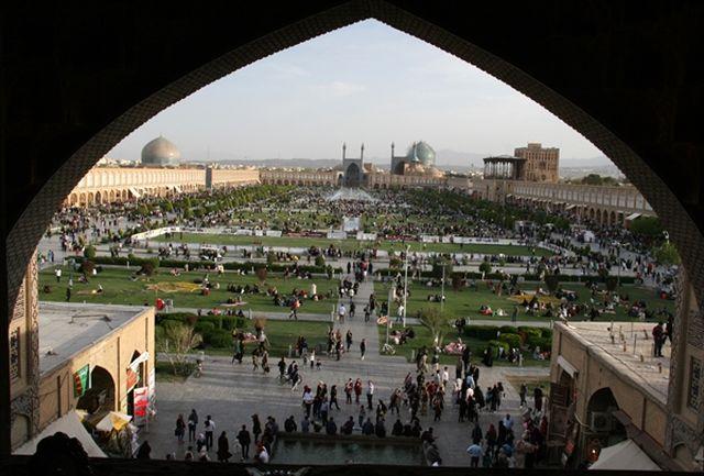 خدماترسانی به گردشگران در 400 بنای تاریخی اصفهان