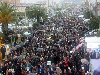 منتشر نشود ۰ صالح - راهپیمایی 22 بهمن بهشهر
