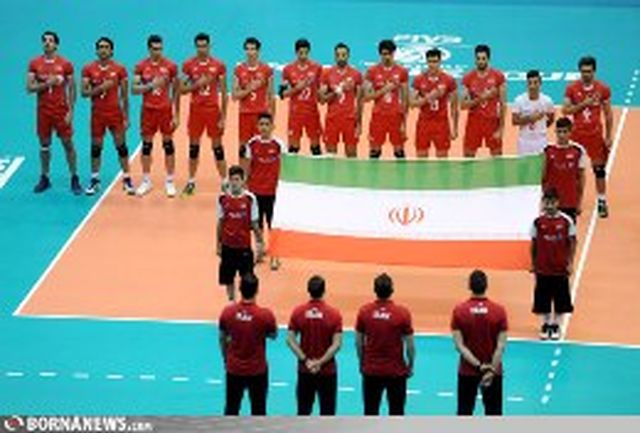 FIVB: ایران توانست شکست ناپذیری خود را به رخ همگان بکشاند