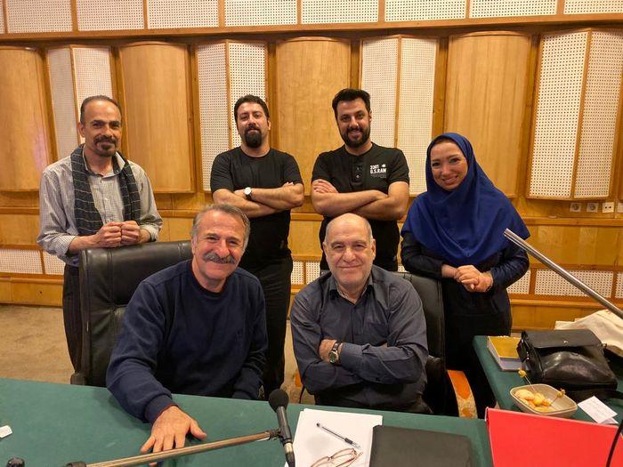 استقبال مخاطبان از حضور مهران رجبی و رضا بنفشه خواه در رادیو