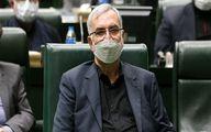 بازدید سرزده وزیر بهداشت از بیمارستان شهید لبافی نژاد