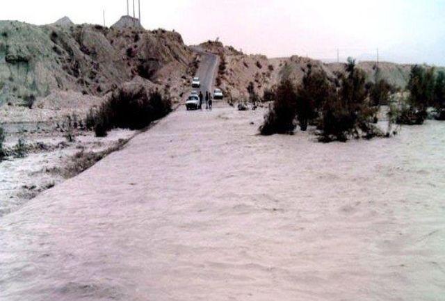 جاده دیلم به خوزستان بسته شد