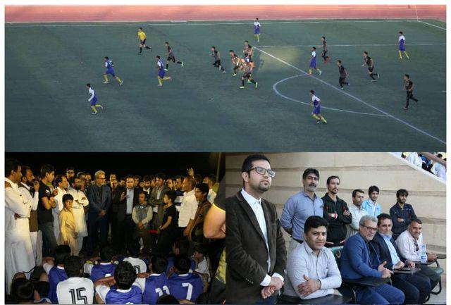 صعود تیم فوتبال نوجوانان سیستان و بلوچستان به لیگ برتر نوجوانان کشور