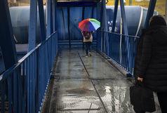 باران در راه ایران